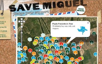 Save Miguel: Sobreiro de Paulo Freixinho