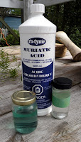 Elfshot accelerating rust with muriatic acid How to add muriatic acid to swimming pool