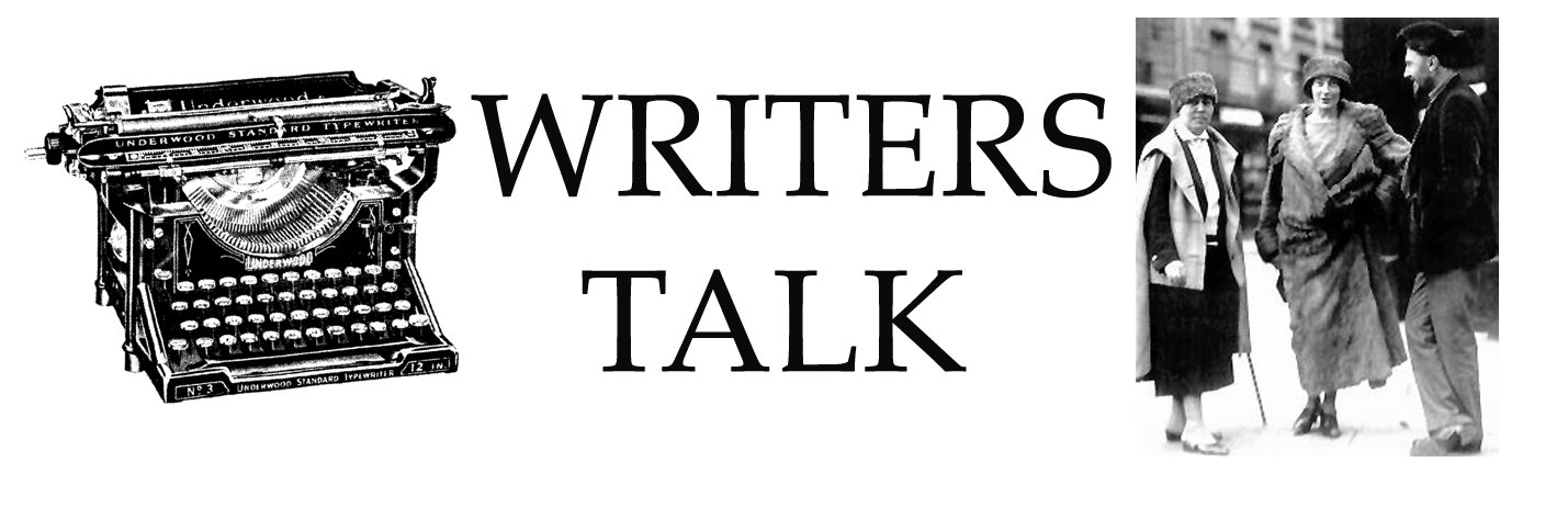 WRITERS TALK