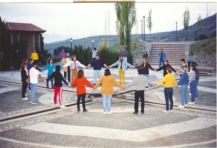 """Homenaje a Federico 1998. GET """"Pérez Comendador"""""""