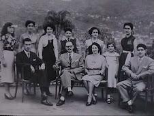 Família de Enedino Batista Ribeiro