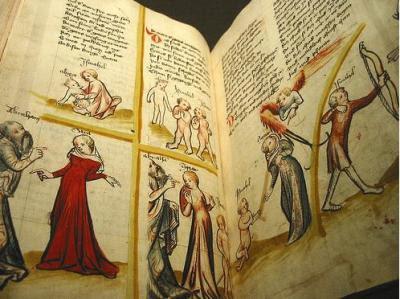 Witches  Depiction through Art HistoryMedieval Nobles Manuscript
