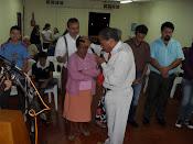 Ministrando a Cura e o Milagre