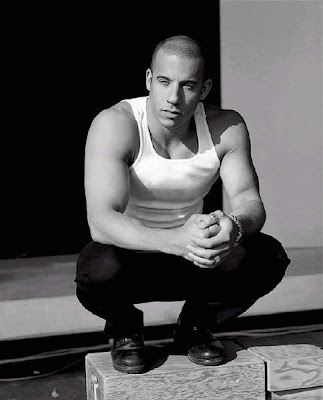 how to get vin diesel body. vin diesel body pictures.