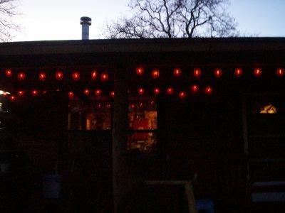 Lantern lights I found