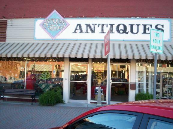 My favorite antique shop