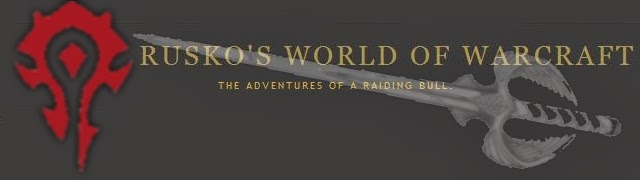 Rusko's World of Warcraft