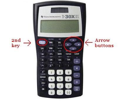 Statistics On A Budget The Basics Of The Ti 30x Ii S