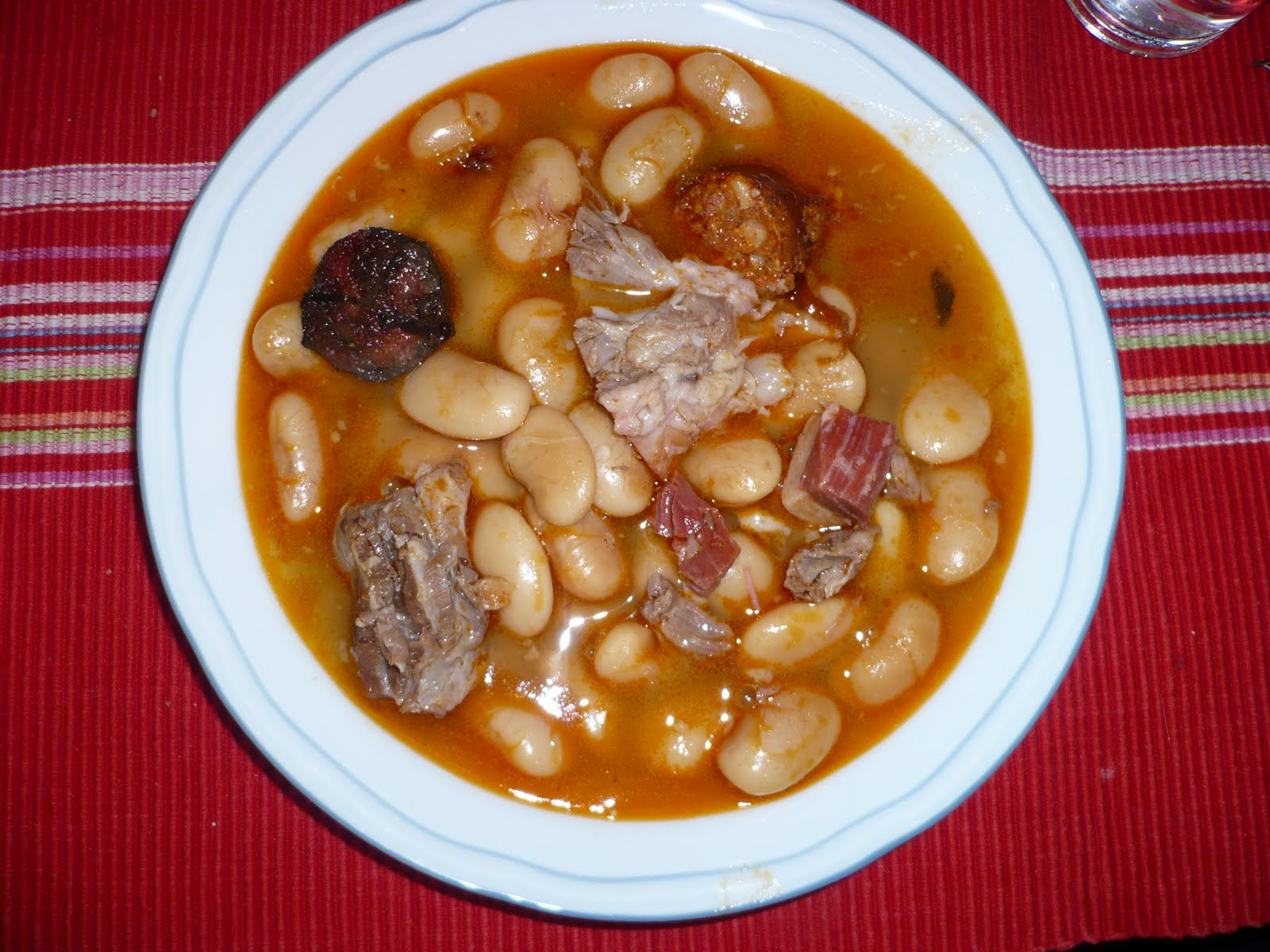 fabada asturiana litoral: