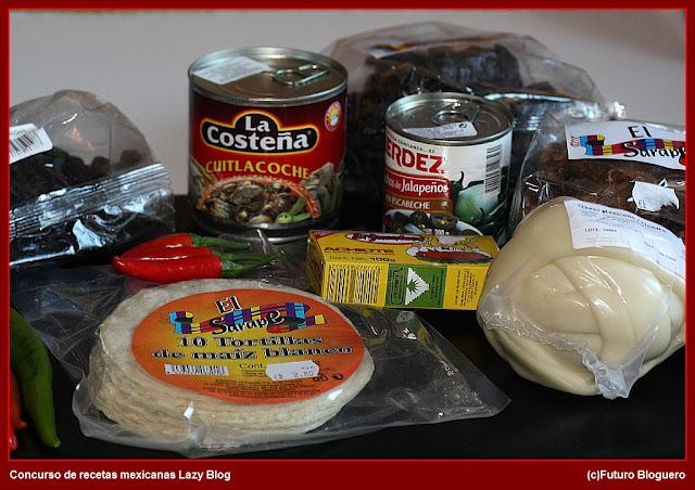 Lazy blog preparando el bicentenario de m xico - Lazy blog cocina ...