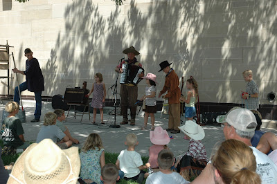 Rattlesnake Jake doesn't live up to his name! - Wyoming Arts Council