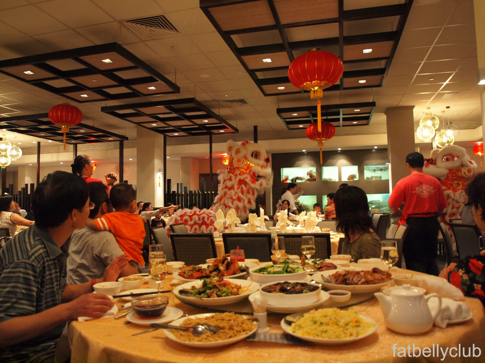 The chinese dragon dance china family adventurecom party for Asian cuisine restaurant