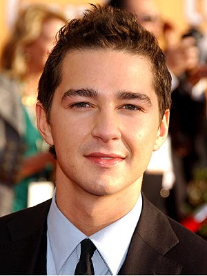 shia labeouf gay. Hunk of the Week: Shia LaBeouf.
