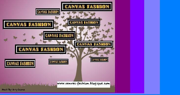 :: Canvas Fashion ::