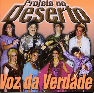 Voz da Verdade - Projeto no Deserto - Playback 2001
