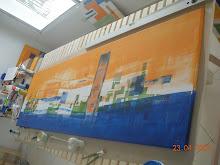 Peinture du 23 04 2009