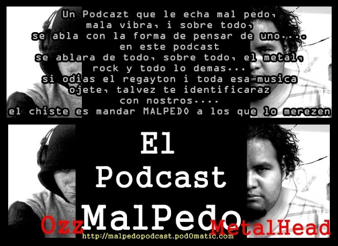 MalPedo Podcast