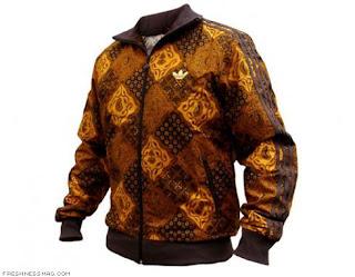 adidas batik jacket