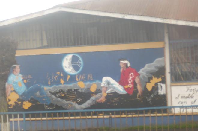 Mural en temuco