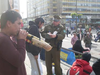 Informacion sobre pu Mapuche en huelga de Hambre.