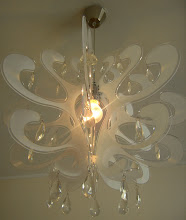 Vår snygga lampkrona