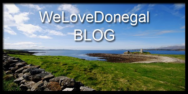 We Love Donegal Blog