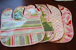 Waterproof Crumb Catcher Bibs