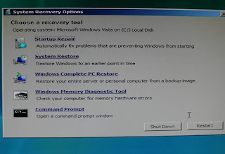 Windows Vista Recovery 4