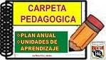 CARPETA PEDAGOGICA DEL DOCENTE