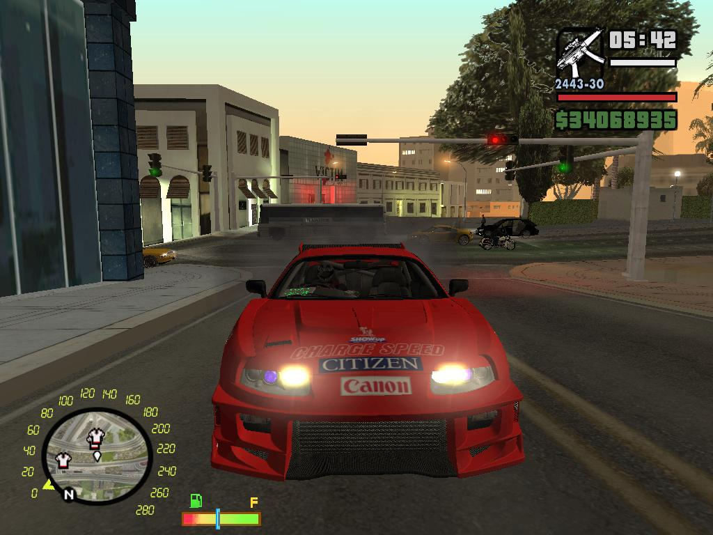Gta iv have been modified from the rest of gtas like san andreas