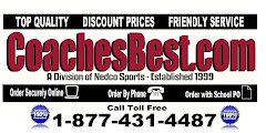 CoachesBest.com and Baseball2u.com - One of the internet's largest Baseball Coaching Stores