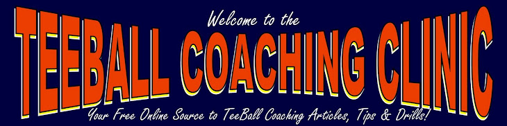 TeeBall Coaching Clinic