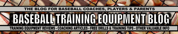 Baseball Coaching and Training Equipment Blog