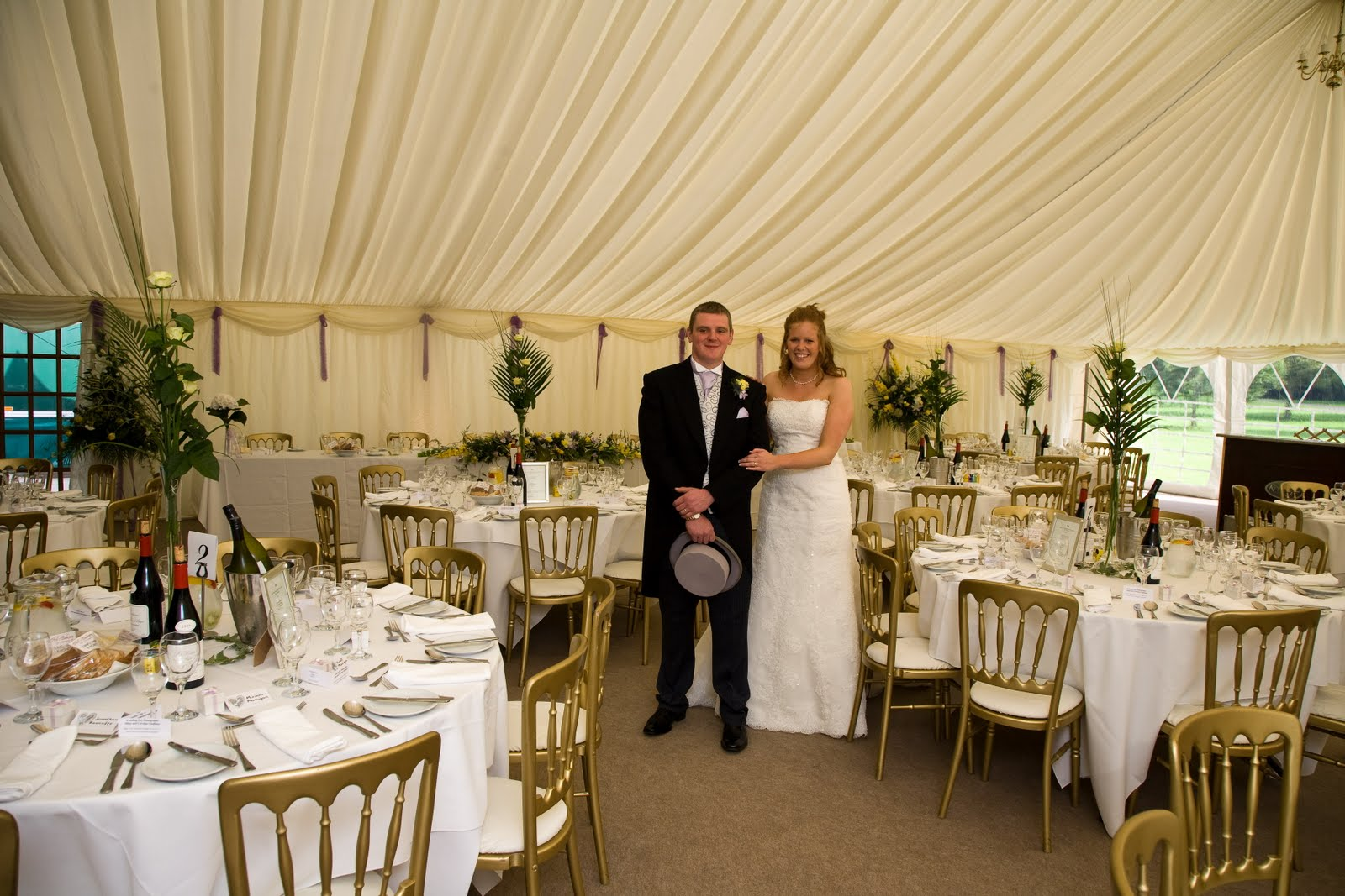 Mike Challinor Wedding Photography A Marquee For Your Wedding