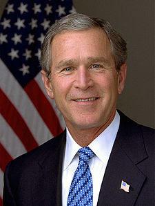 President George Bush
