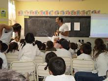 En la escuela del Molino