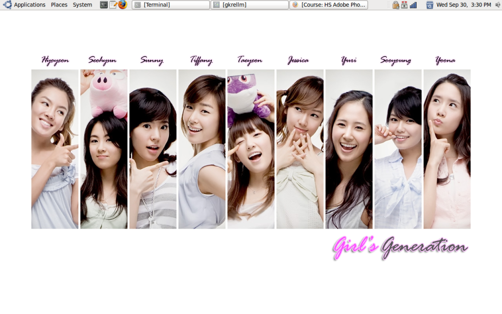 GIRL GENERATION PROFILE