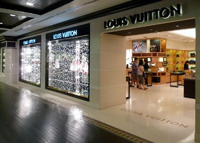 Bagaholicboy Muses #17 – Louis Vuitton DFS Scottswalk Galleria ...