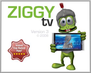 شاهد جميع قنواتك المفضلة مع العملاق ZiggyTV Basic 4.3.1 تحميل مباشر