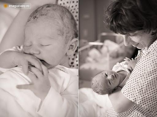 dominik - fotografie de maternitate imagiababy