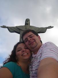 Rio de Janeiro com o meu amor!!!