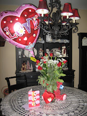 Valentine's Day Bouquet 2009