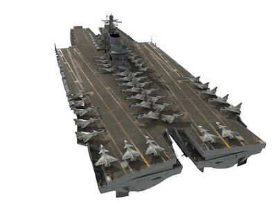 Aircraft Carriers on That The Chinese Equipment In The Aircraft Carrier Catapult 6 Programs