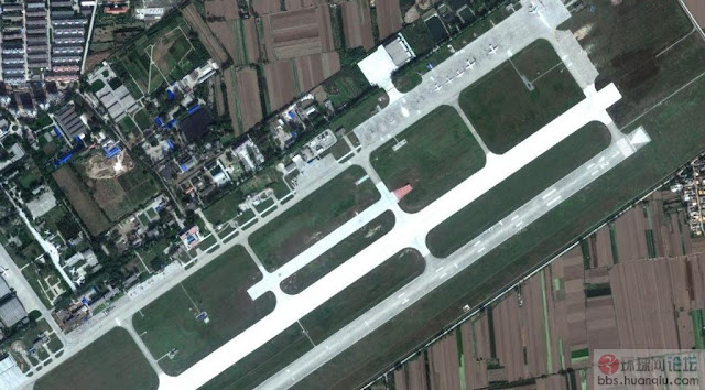 Google Maps exposured the new irrefutable evidence that China building  aircraft carrier