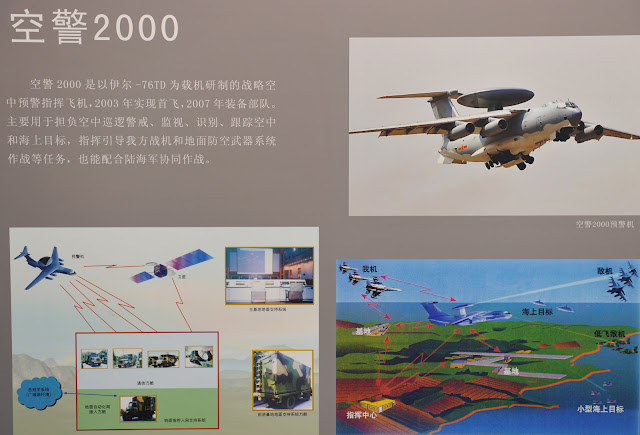 PLA's coordinated combat mode of KJ-2000 coordinating land-sea-air forces