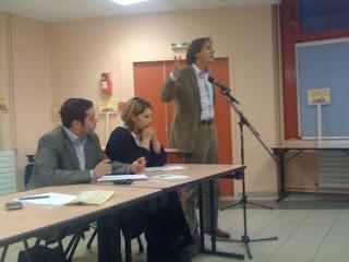 Une réunion publique réussie à Massy !