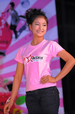 Khmer Freshie Girl Contestants 2010