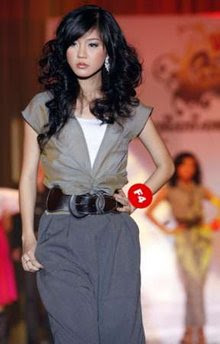 Khmer Fashion Model Contest