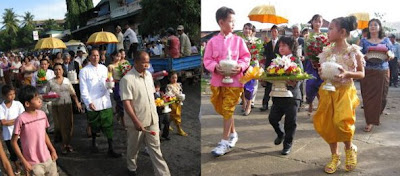 Khmer Smallest Comedy Man Neay Kren Wedding