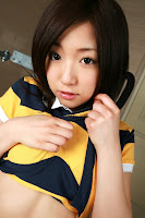 Cute Asian Schoolgirl Outfit